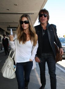 Denise Richards in Richie Sambora