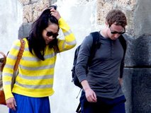 Mark Zuckerberg in Priscilla Chan - 6