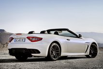 Maserati GrandCabrio MC Stradale - 2