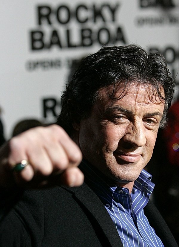 Sylvester stallone bisexual Big