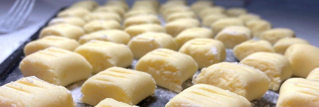 Brezglutenski krompirjevi njoki