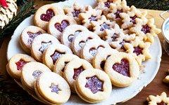 Božični piškoti po receptu Sanje Sirk