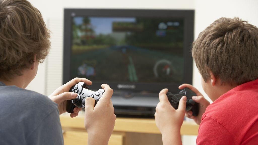 Влияние видеоигр на здоровье ребенка