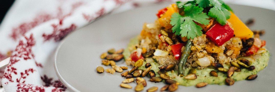 Kvinojina solatka