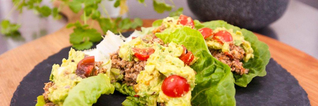 Vegetarijanski tacosi