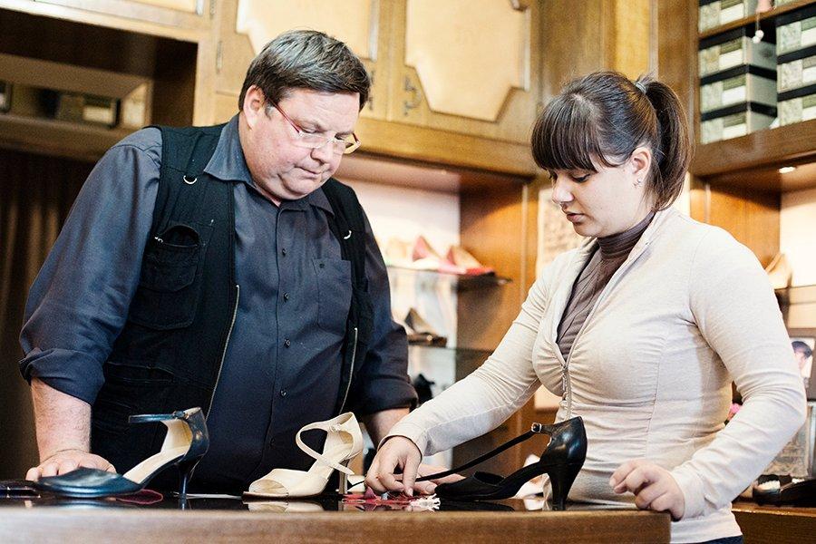 sanjska poroka 2013, izbira čevljev - 10