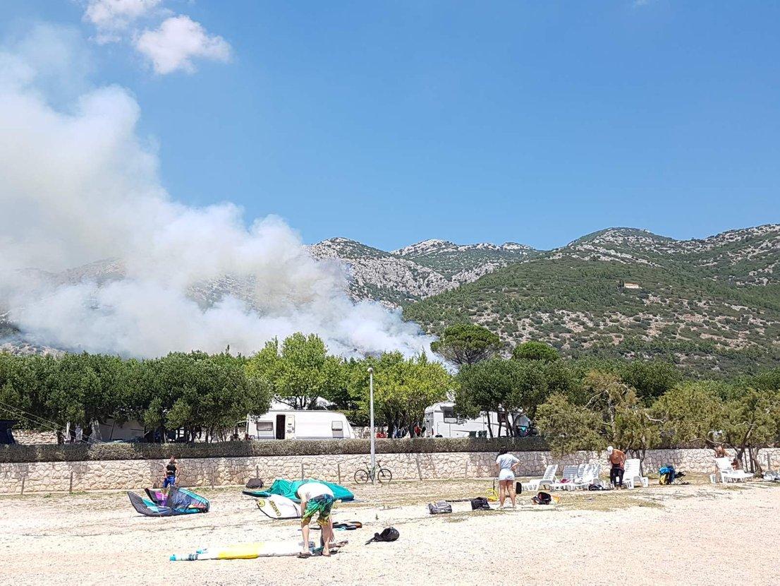 Požar na Pelješcu-1