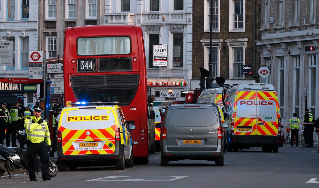 Incident na London Bridgeu