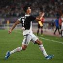Ronaldo proslavljanje zadetka