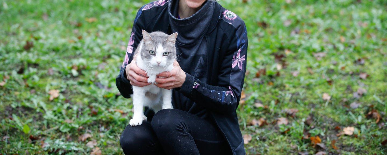 Mačja 'šepetalka' Pšenica Kovačič: Dobrobit živali bi moral biti predmet v šolah