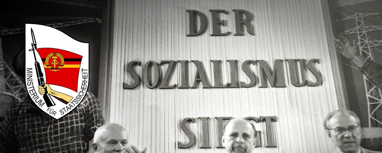 Stasi: branik socializma, ki je poteptal svobodo in ljudi