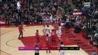 Vrhunci tekme Toronto Raptors - Miami Heat