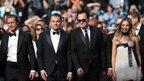 V Cannesu premiera filma Bilo je nekoč v Hollywoodu