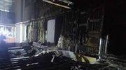 Požar v Kranju
