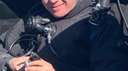 Hrvaški podmorski raziskovalec Velimir Vrzić.