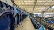 Tribuna, kjer bodo na finalu nastanjeni navijači Manchester Cityja-1