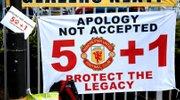 Protesti navijačev proti vodstvu kluba Manchester United-1