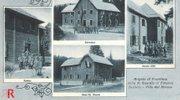 Stražnica Cifre leta 1933. V njej je bilo 15 finančnikov, ki so tam tudi živeli.