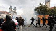 Protesti v Pragi-1