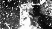 Osiris Rex je uspešno pobral vzorce kamnin z asteroida Bennu.