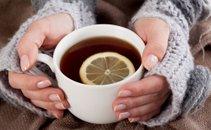 Čaj z limono