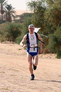 Slovenec na maratonu po puščavi - 5