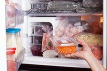 6 vrst hrane, ki jo lahko zamrznete, a tega niste vedeli