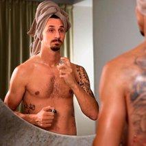 Kako so Zlatana Ibrahimovića ujeli pri kršenju predpisov
