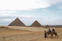 Egipt zaradi pandemije ponuja virtualne oglede kulturne dediščine