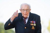 Dobrodelni veteran bo za zbiranje denarja za NHS prejel viteški naziv