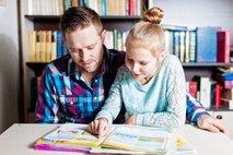 'Devetletniku pomagajte, ko se vrnete iz službe'