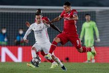 (Nova) težava za Zidana: Lucas Vazquez že zaključil s sezono