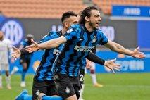 Inter koraka do naslova: Darmian junak zmage nad Cagliarijem