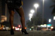Slovenska policija v Ljubljani identificirala več morebitnih žrtev trgovine z ljudmi