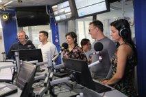 Prvič v zgodovini bodo radiji stopili skupaj in zaploskali požrtvovalnim Slovencem