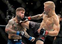 UFC spektakel v Las Vegasu