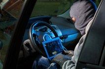Raziskava: 10 sekund je dovolj, da vam ukradejo avto