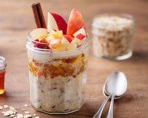 Zdravi zajtrki, ki jih lahko pripravite vnaprej