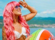 Nika Zorjan v dveh tednih do milijona ogledov: Živim svoje sanje