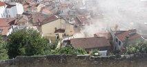 Zagorelo v stanovanjski hiši v Piranu