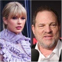 Taylor Swift o Harveyju Weinsteinu: Nikoli ne bi jamčila zanj