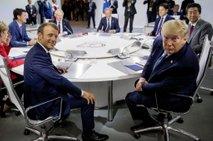 Na meniju voditeljev G7 svetovno gospodarstvo, trgovina, politične in okoljske krize