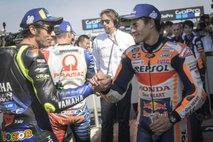 Rossi: Marquez bo zagotovo presegel mojih devet naslovov
