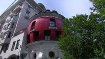 Bi živeli v hiši, ki spominja na velikansko Faberžejevo jajce?