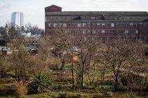 Na javni dražbi za zemljišča ob URI Soča ni bila vplačana varščina