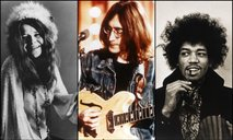 Leto 2020: Obletnice smrti Jimija Hendrixa, Janis Joplin in Johna Lennona