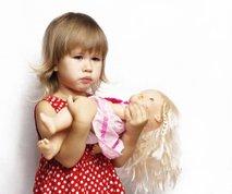 Otrok s punčko