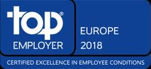 Certifikat Top Employer