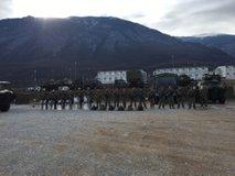 Rotacija kontingentov SV na Kosovu in v Maliju za tri mesece zamrznjena