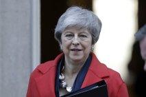Mayeva bo britanskemu parlamentu dovolila glasovanje o preložitvi brexita